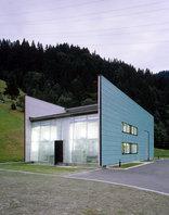 Kraftwerk Klösterle, Foto: Klomfar & Sengmüller
