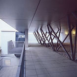Offenes Kulturhaus Linz - O.K. - Um- und Ausbau, Foto: Josef Pausch