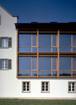 Gymnasium Kloster Mehrerau - Neubau, Foto: Ignacio Martinez