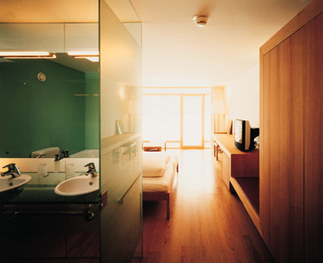 Hotel Post - Zubau, Foto: Ignacio Martinez