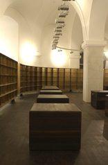 Buchhandlung Prachner - MuseumsQuartier Wien, Foto: image industry
