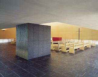 Kirche ´St. Franziskus´, Foto: Dietmar Tollerian