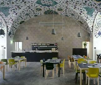 Café-Restaurant CORBACI, Foto: Rupert Steiner