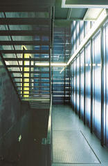 Umspannwerk Mitte, Foto: Gert Walden