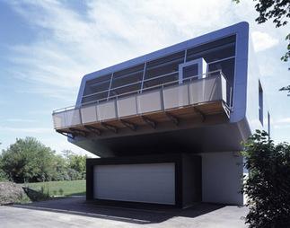 Haus am See, Foto: Eduard Hueber