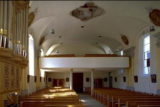 Kirche Nüziders Erweiterung und Restaurierung, Foto: rainer + amann