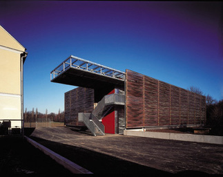 Filmarchiv - Filmdepot Laxenburg, Foto: Gerald Zugmann