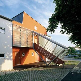 Wohnbau Anton Benya Straße, Foto: HadlerbisHausdorf Architekten