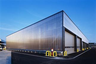 Handling Center West, Foto: Rupert Steiner