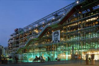 Centre Pompidou, Foto: Margherita Spiluttini