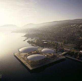 EXPO.02 - Schweizerische Landesausstellung, Foto: Yves André