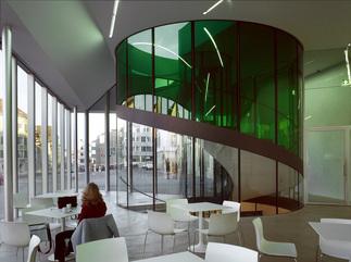 Aargauer Kunsthaus Aarau - Erweiterung, Foto: Margherita Spiluttini