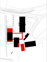 Landwirtschaftliche Berufs- und Fachschule Otterbach, Plan: Romana Ring