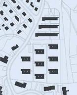 Wohnüberbauung Achslengut, Plan: Eduard Hueber