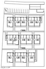 Wohnhausanlage Cassinonestrasse, Plan: Margherita Spiluttini