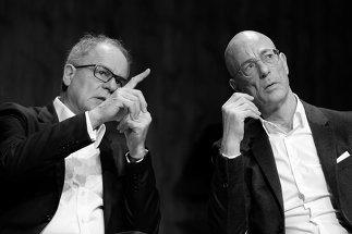 Herzog & de Meuron Architekten BSA/SIA/ETH, Pressebild: Michael Zapf