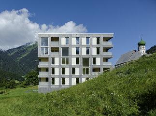 Integrativer Wohnbau, Foto: Bruno Klomfar