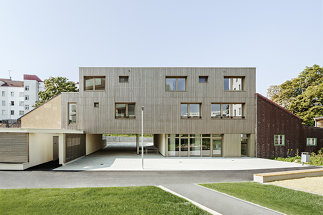 FUX - Wohngemeinschaft in der Fuchsröhrenstraße, Foto: Hertha Hurnaus