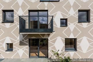 Wohnbau Eckertstraße, Foto: Tamara Frisch