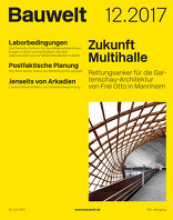 Bauwelt 2017 12