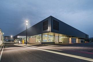Schoeller-Bleckmann Oilfield Technology Productcenter, Foto: Andreas Buchberger