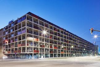 SMART-Wohnen - Wohnbebauung Hauptbahnhof / Sonnwendviertel II, Foto: Manfred Seidl