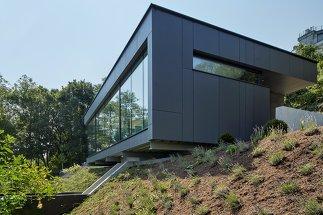 Haus an der Tiergartenmauer, Foto: Martin Schlager