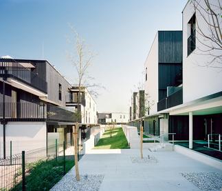 Wohnbebauung Saalachstrasse, Foto: Lukas Schaller