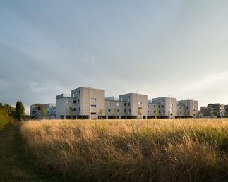Wohnbauten Fritz-Kandl-Gasse, Foto: Lukas Schaller