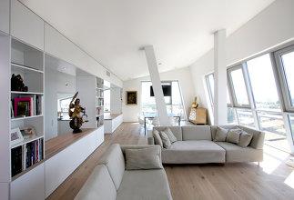 Penthouse R, Foto: SHIBUKAWA EDER Architects