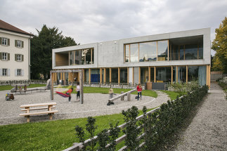 Nextroomat Kindergarten Marktstraße Martemarte Architekten