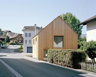 Nextroom At Kleines Haus Lukas Lenherr Architektur