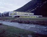 Hauptschule Paznaun, Foto: Margherita Spiluttini