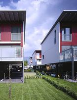 Wohnbau Schendlingen, Foto: Bruno Klomfar