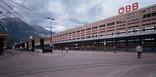 Hauptbahnhof Innsbruck, Foto: Nikolaus Schletterer
