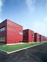 Volksschule mit Dreifachturnhalle in St. Ruprecht, Foto: Nadine Blanchard