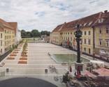 Karmeliterplatz, Foto: Angelo Kaunat