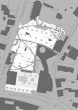 Kurpark + Kurplatz Hall, Plan: Auböck & Kárász