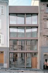 Wohn- und Bürohaus, Foto: Christian Richters
