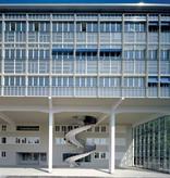 Berufsschule Baden - Umbau ehem. Wohlfahrtsgebäude, Foto: Roger Frei
