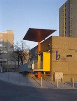 Umbau Bücherei Schwendergasse, Foto: Gisela Erlacher