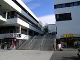 Eingangszentrum Landeskrankenhaus Graz, Foto: Paul Ott