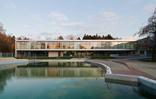 Sanierung und Erweiterung Hummelhofbad Linz, Foto: Christian Schepe