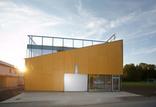 Laborgebäude AEE INTEC, Foto: Gernot Muhr