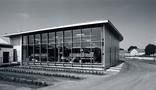 Erweiterung Wittmann Möbelwerkstätten, Foto: Gert Walden
