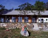 Wohn- und Ateliergebäude Pointinger, Foto: Dietmar Tollerian