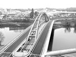 Friedensbrücke Villach, Foto: Stadt Villach