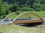 Afritzbachbrücke , Foto: Buchacher Holzbausysteme GmbH