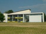 Volksschule Grafenstein, Zubau, Foto: Christa Binder