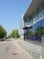 Betriebsbau Sauritschnig, Aufstockung, Foto: spado architects ZT gmbh